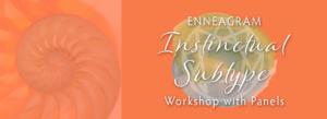 Enneagram Instinctual Subtypes Workshop with Panels – 6.1.19